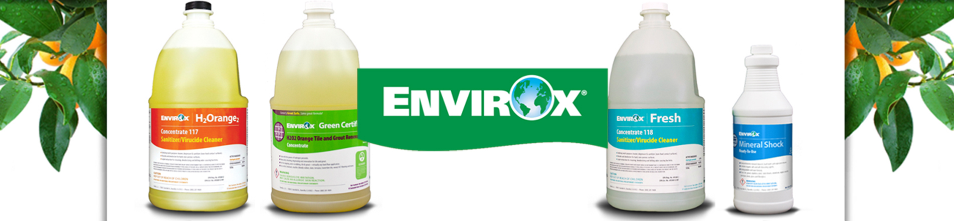 Envirox Cleaning Supplies